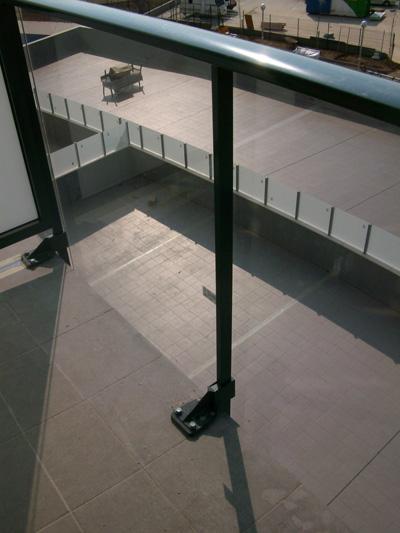 Obras sistemas europeos de carpinter a - Colocacion de bloques de vidrio ...